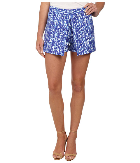 MICHAEL Michael Kors - Inverted Pleat Skort (Royal) Women