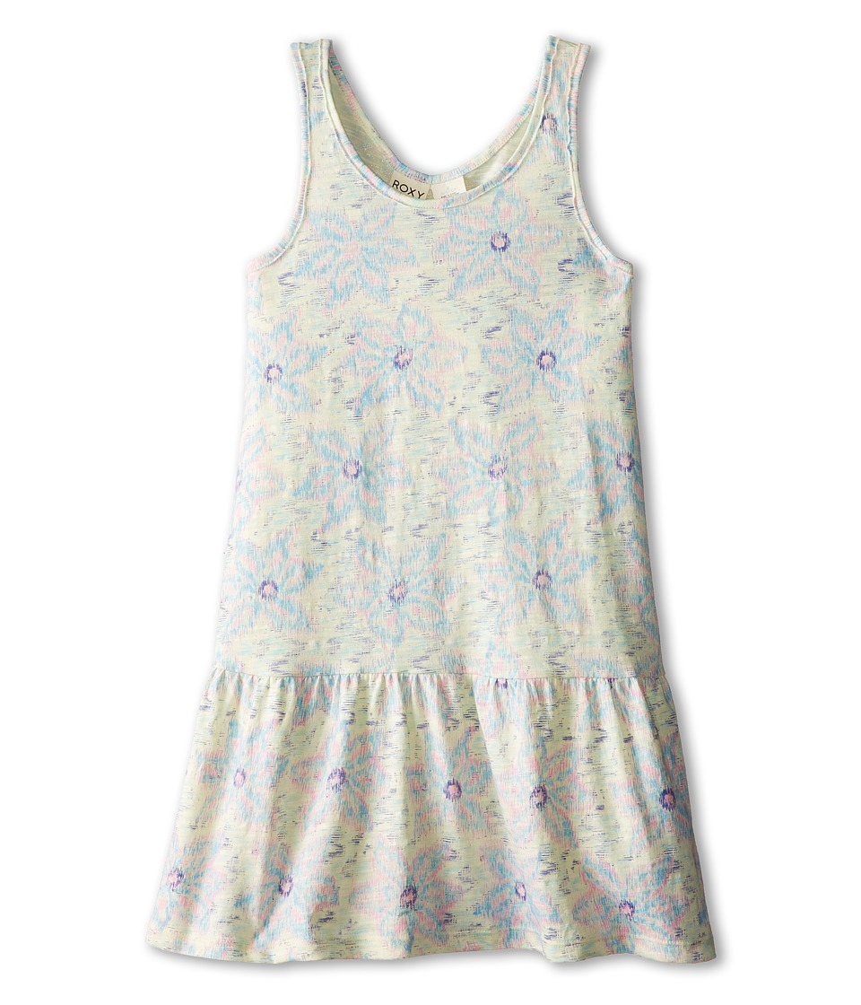 Roxy Kids - Alma Dress (Big Kids) (Sky Blue) Girl's Dress