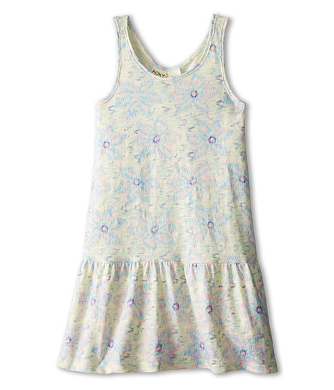 Roxy Kids - Alma Dress (Big Kids) (Sky Blue) Girl