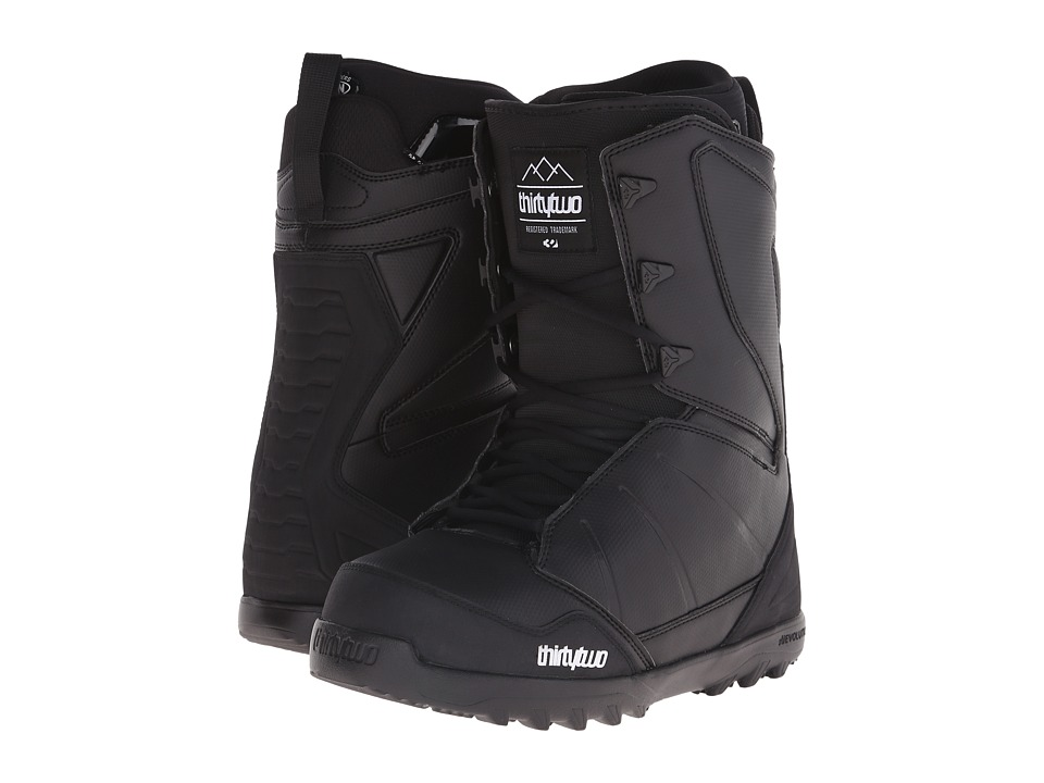 thirtytwo - Lashed '15 (Black) Men's Cold Weather Boots