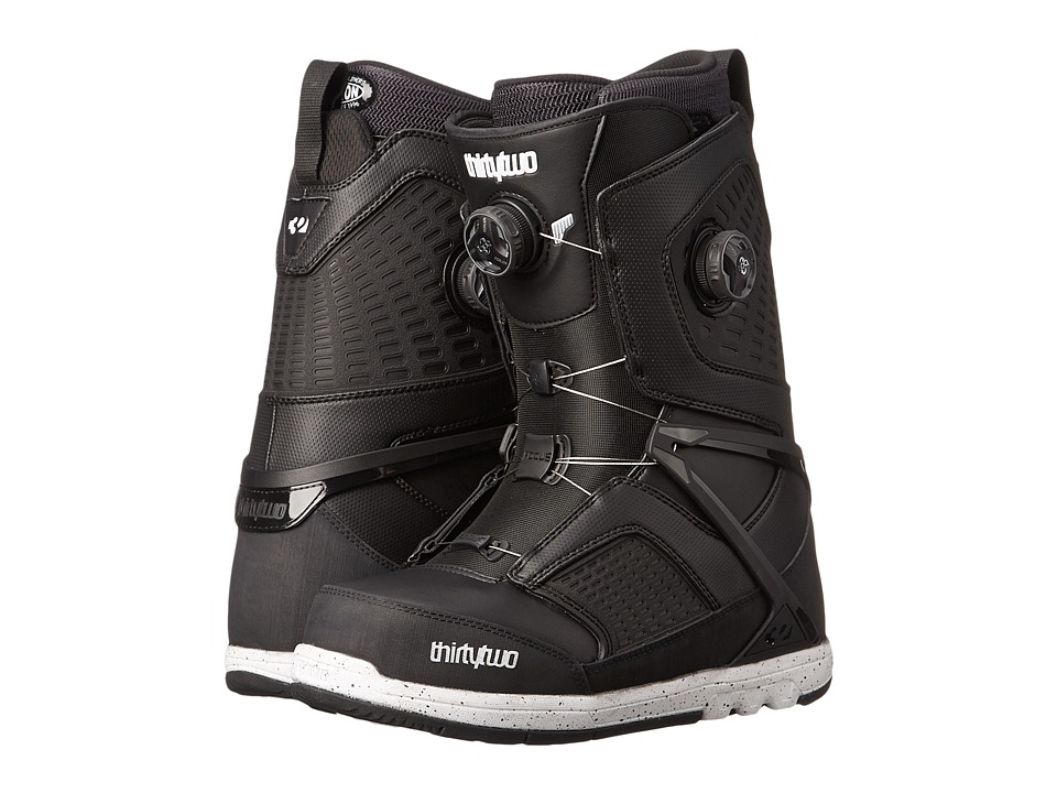 thirtytwo - Focus Boa '15 (Black) Men's Cold Weather Boots