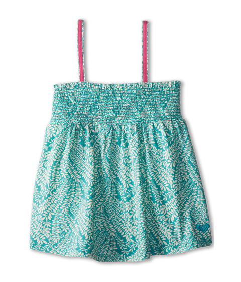 Roxy Kids - Hula Hula Dress (Toddler/Little Kids/Big Kids) (Baltic Blue) Girl's Dress