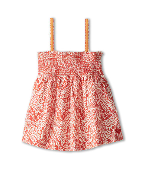 Roxy Kids - Hula Hula Dress (Toddler/Little Kids/Big Kids) (Lava) Girl