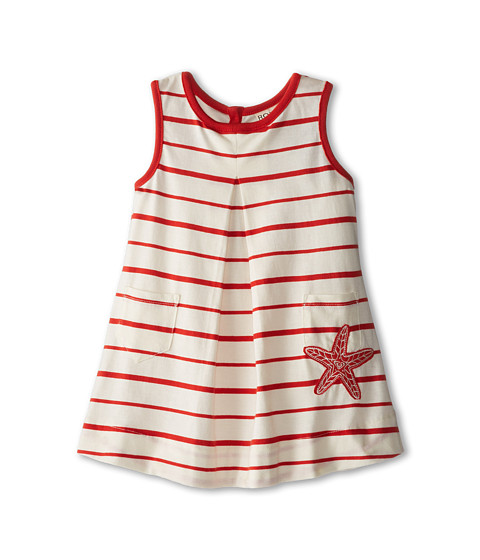 Roxy Kids - The Bridge Dress (Toddler/Little Kids/Big Kids) (Lava) Girl