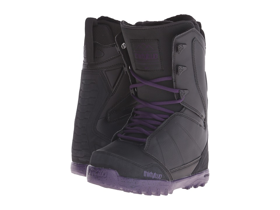 thirtytwo - Lashed '15 (Black) Women's Cold Weather Boots