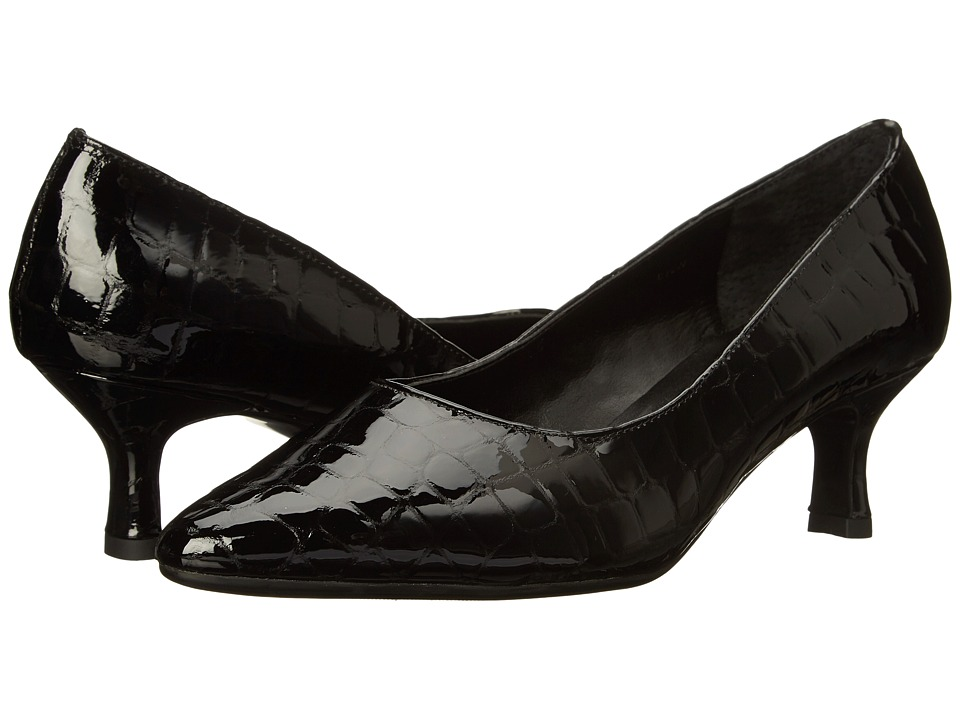 Vaneli - Pagoda (Black Karnak/S Patent Print) High Heels