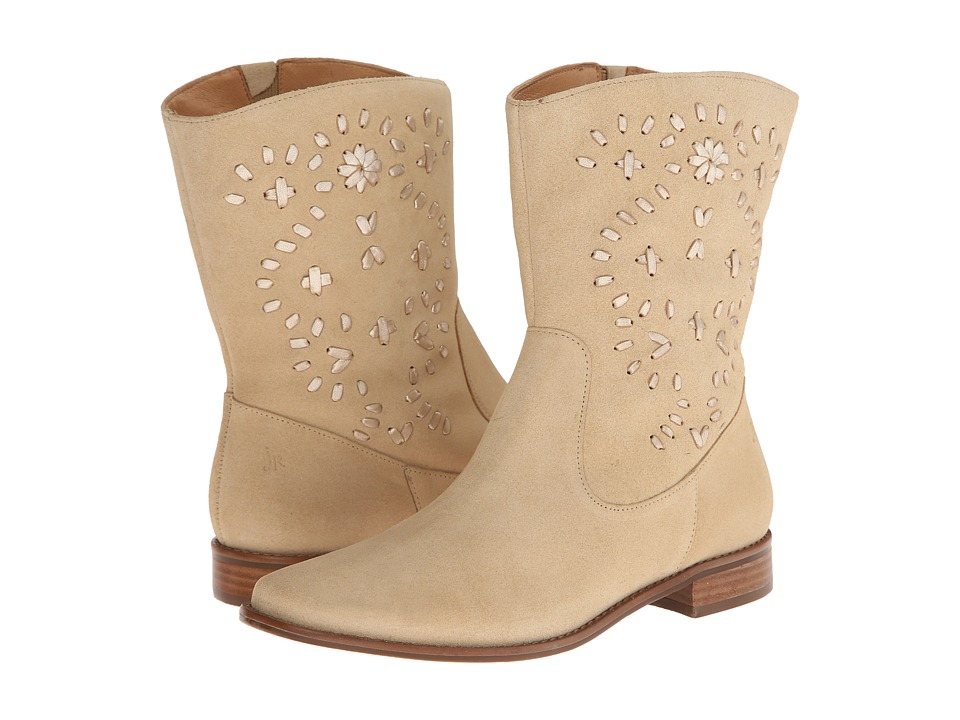 Jack Rogers - Kaitlyn Suede (Sand) Women's Boots
