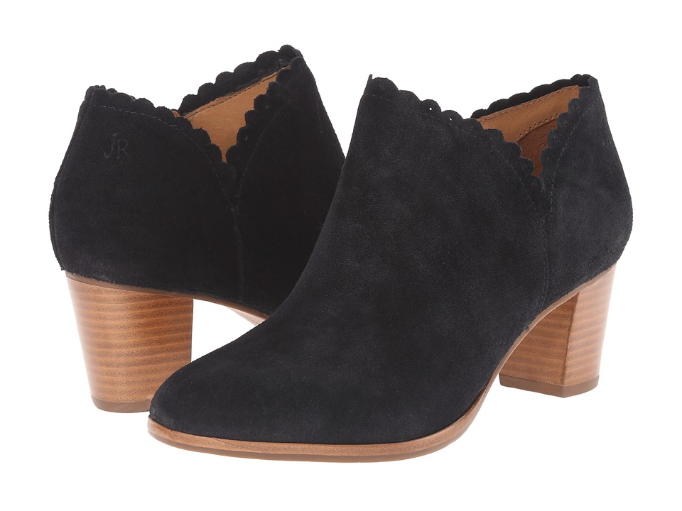 Jack Rogers - Marianne Suede (Black) Women's Boots