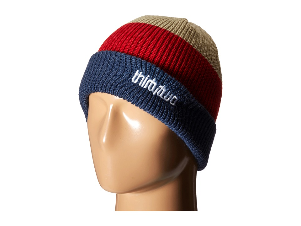 thirtytwo - Lucerne Beanie (Red) Beanies
