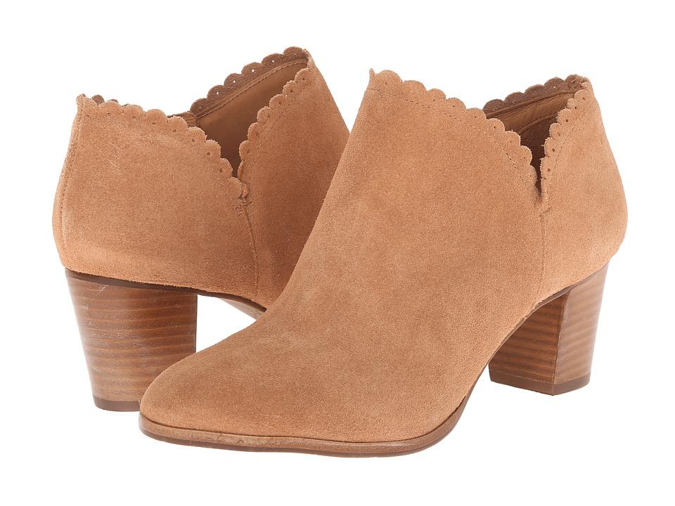 Jack Rogers - Marianne Suede (Oak) Women's Boots