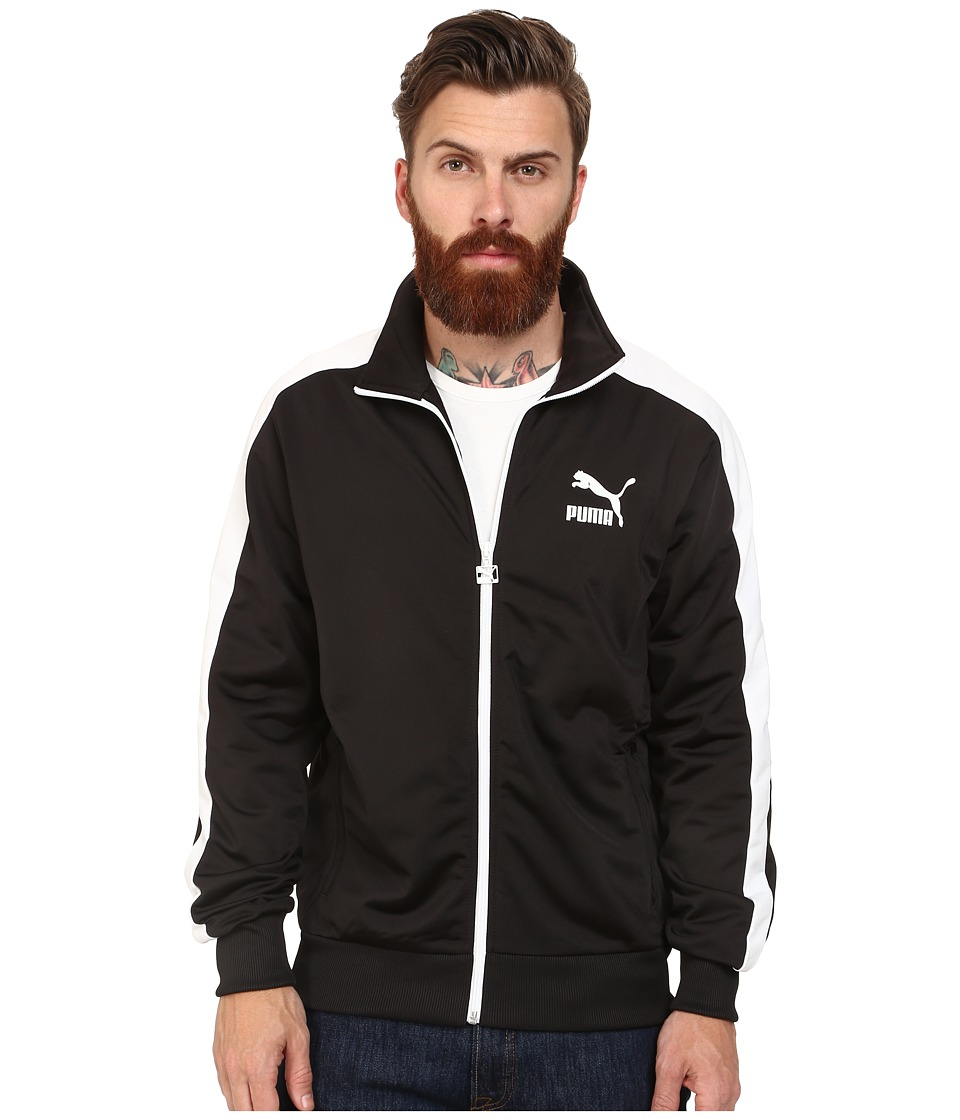 PUMA - T7 Track Jacket (Black) Men