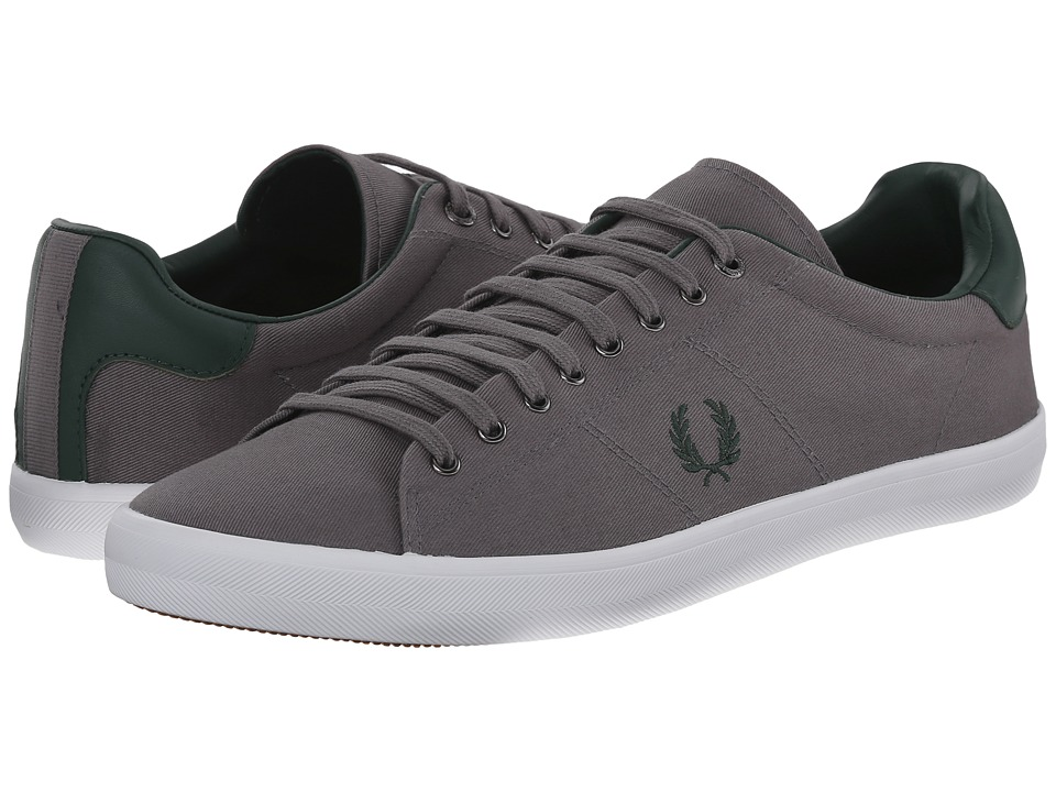 Fred Perry - Howells Twill (Mid Grey/Ivy) Men
