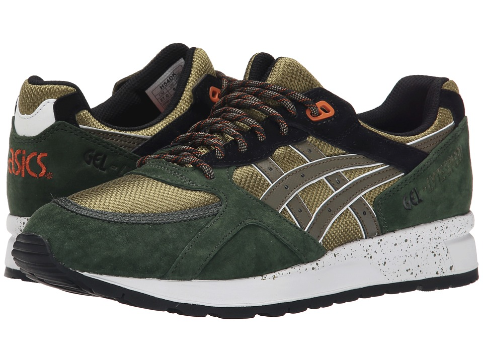 Onitsuka Tiger by Asics - Gel-Lyte Speed (Olive/Duffel Bag) Men's Shoes