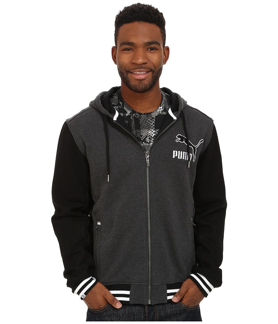 PUMA - Concept Jacket (Black) Men's Coat