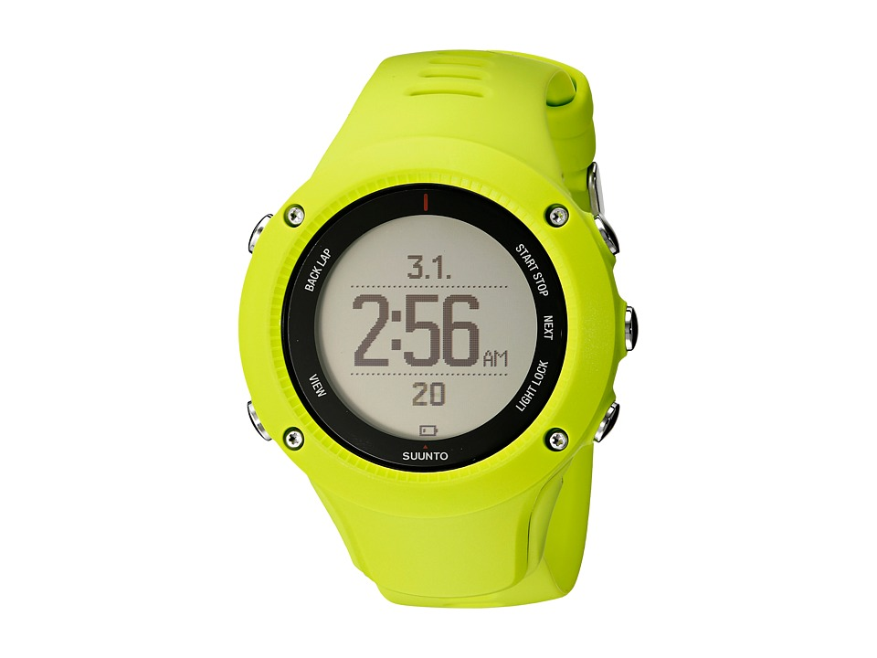 Suunto - Ambit 3 Run HR (Lime) Sport Watches
