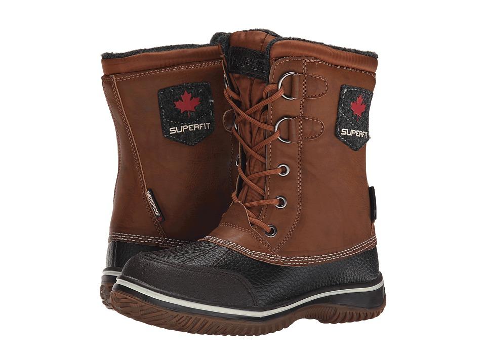 Superfit - Unix (Little Kid/Big Kid) (Camel) Boys Shoes