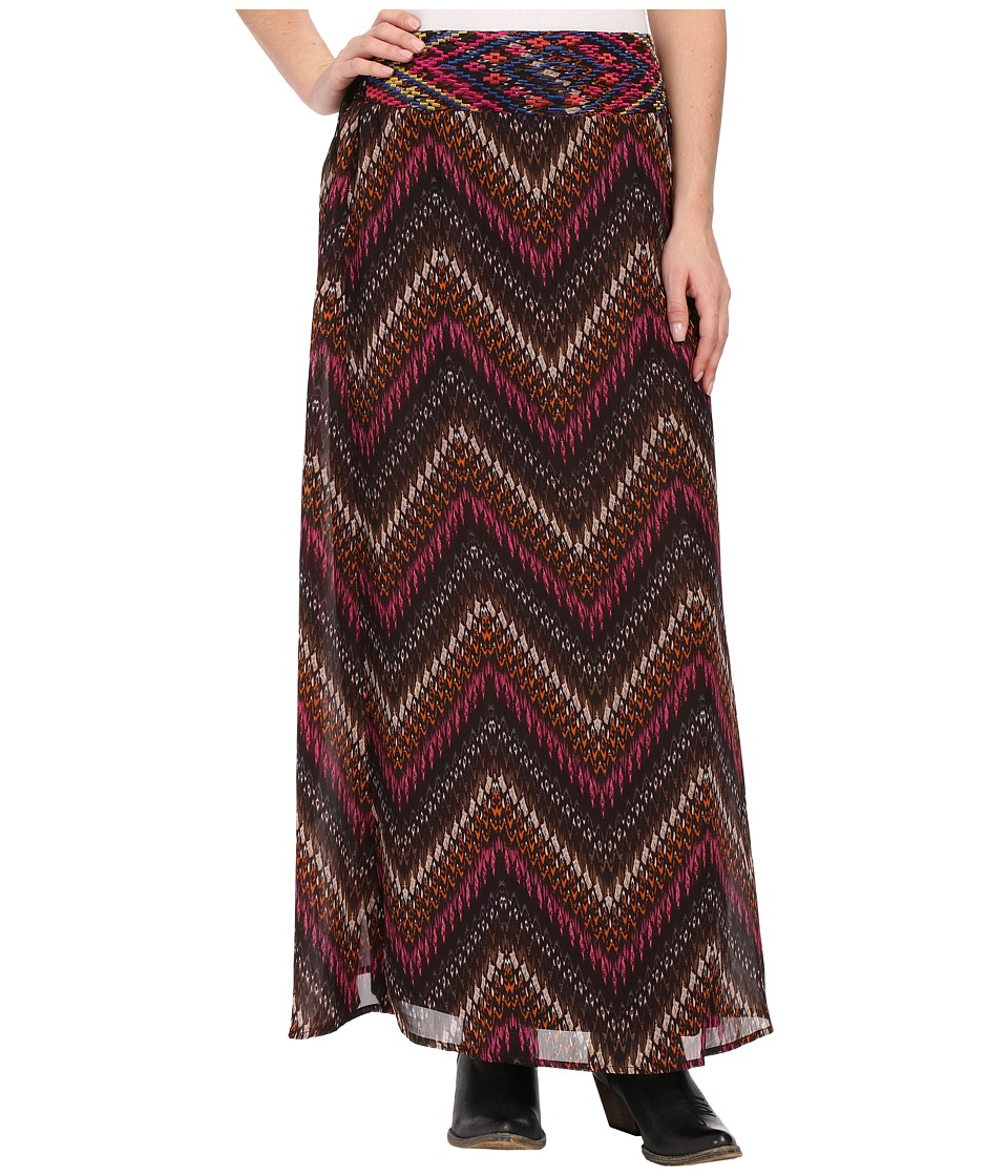 Ariat - Gemma Skirt (Multi Print) Women's Skirt