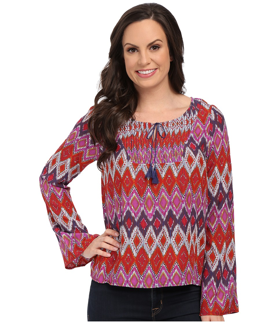 Ariat - Sophia Blouse (Multi) Women's Blouse