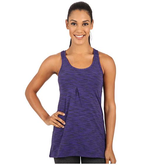 Lucy - Zen Seeker Tunic (Royal Purple Spacedye) Women's Sleeveless