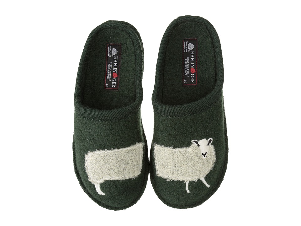 Haflinger - Sheep (Spruce) Women's Slippers