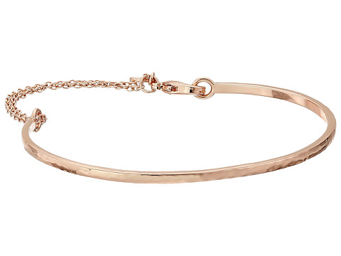 gorjana - Taner Loop Chain Bracelet (Rose Gold) Bracelet