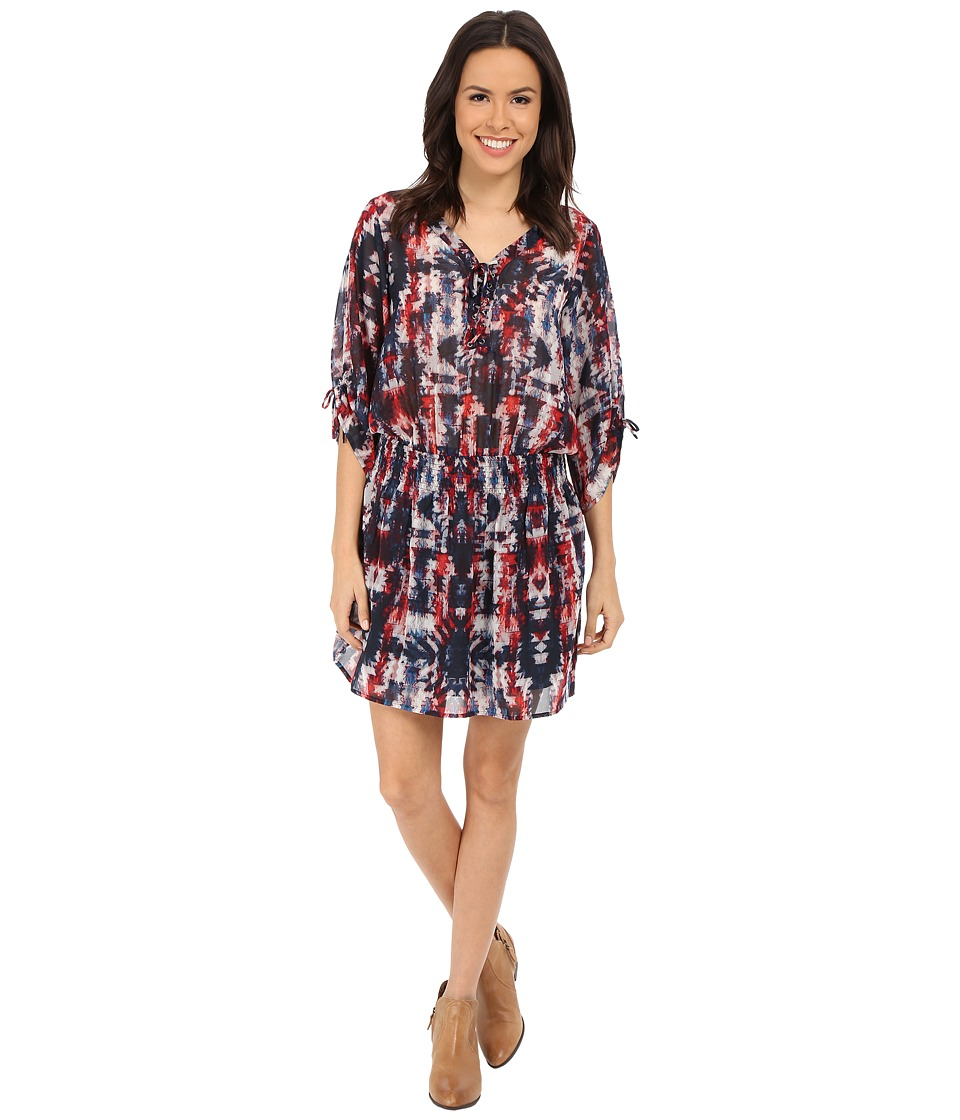 Ariat - Cailey Dress (Multi) Women's Dress