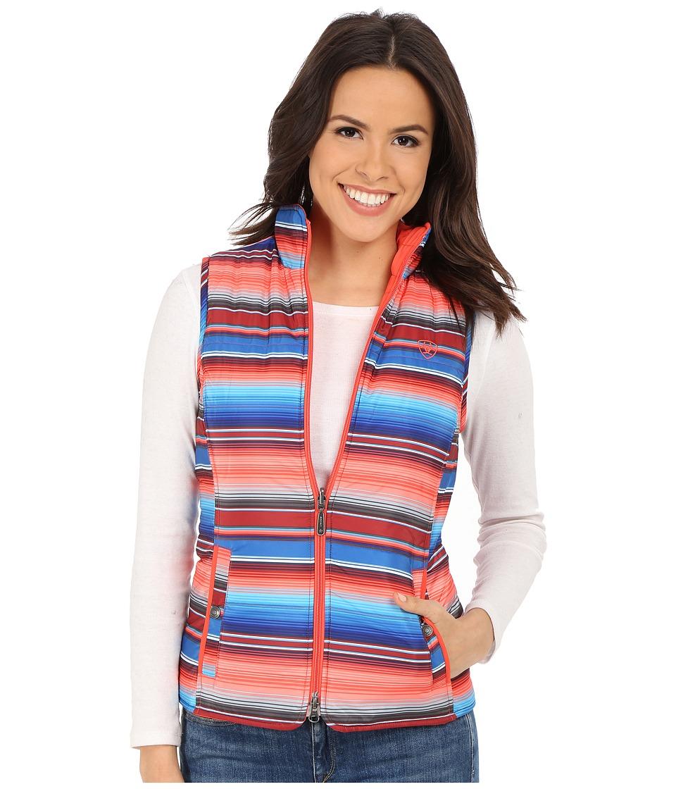 Ariat - Zooey Vest (Multi) Women's Vest