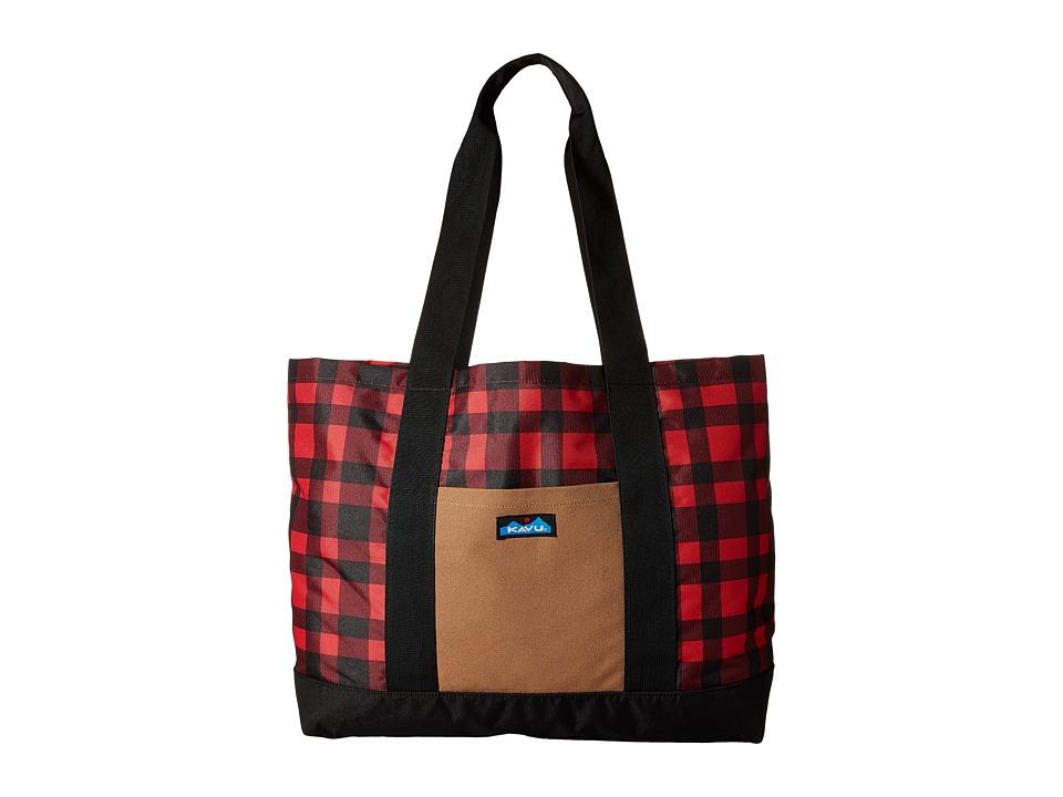 KAVU - Shilshole Tote (Heritage) Tote Handbags