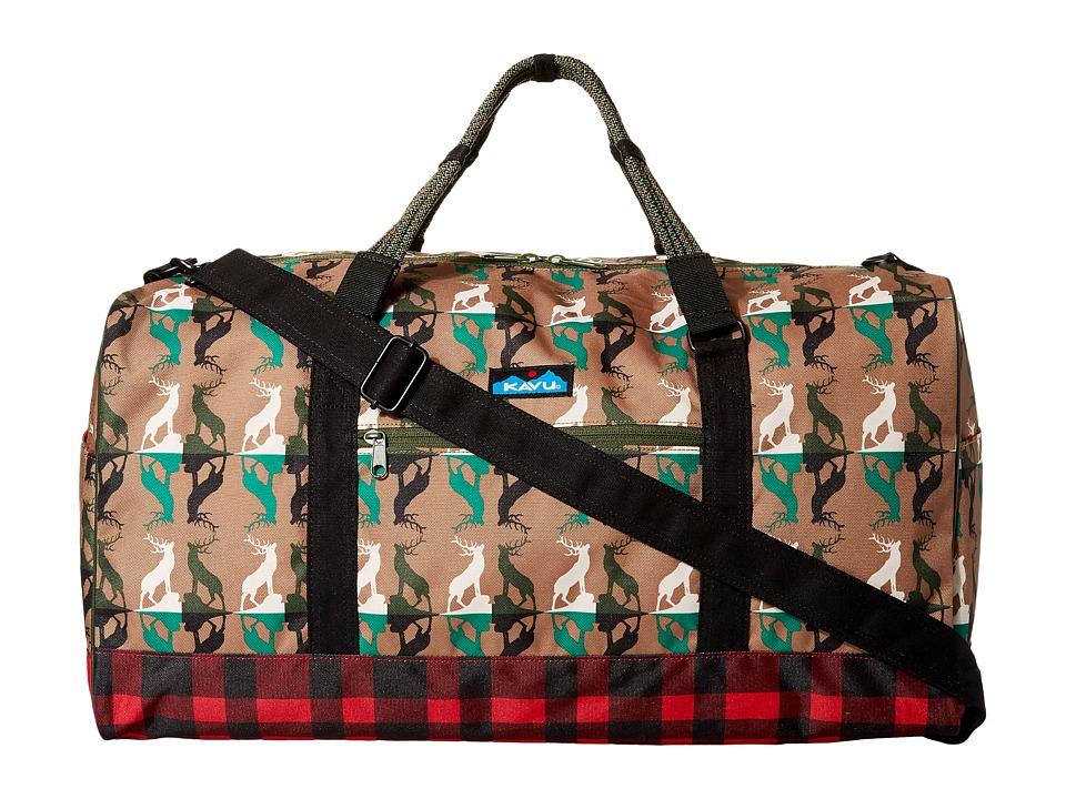 KAVU - Duffy (Wild Buck) Bags