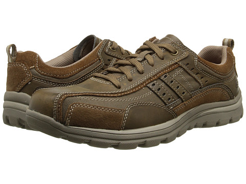 SKECHERS - Relaxed Fit Superior - Bonical (Desert) Men