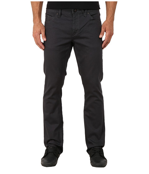 Volcom - Vorta Twill Pant (Charcoal 1) Men's Casual Pants