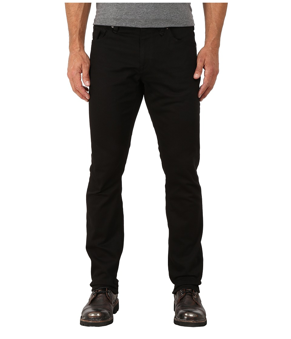 Volcom - Vorta Twill Pant (Black 1) Men's Casual Pants