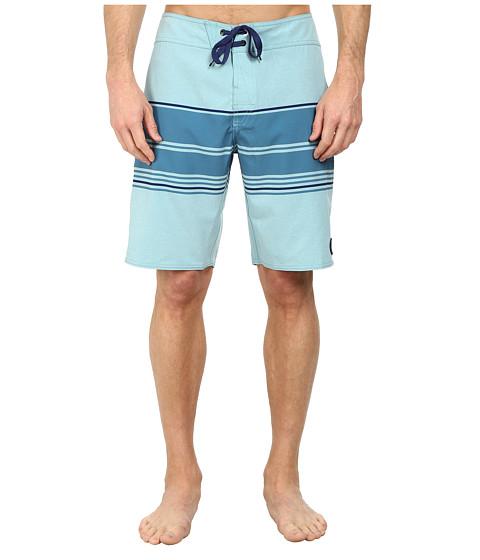Volcom - Static Division 20 Boardshort (Used Blue) Men's Swimwear
