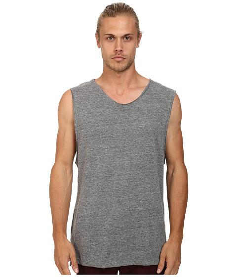 Alternative - Nep Jersey Muscle Tank Top (Eco Grey) Men