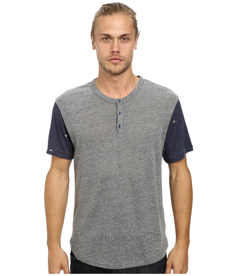 Alternative - Home Run Tee (Eco True Midnight Constellation) Men's Short Sleeve Pullover