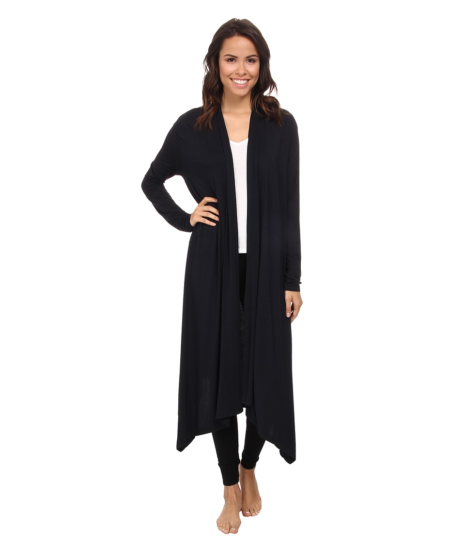 Midnight by Carole Hochman - Better Together Core Wrap Robe (Midnight) Women