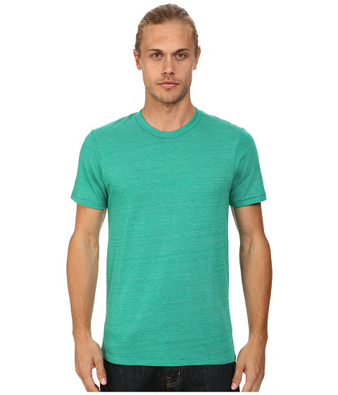 Alternative - S/S Crew Tee (Eco True Pepper Green) Men's T Shirt