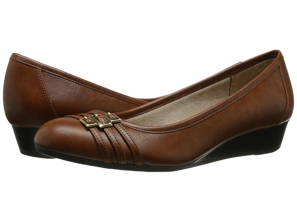 LifeStride - Farrow (Dark Tan) Women's Shoes