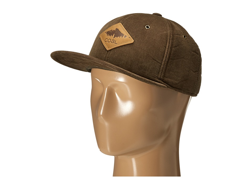 Coal - The Hank (Olive 1) Baseball Caps