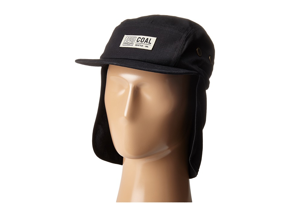 Coal - The Trek (Black) Baseball Caps