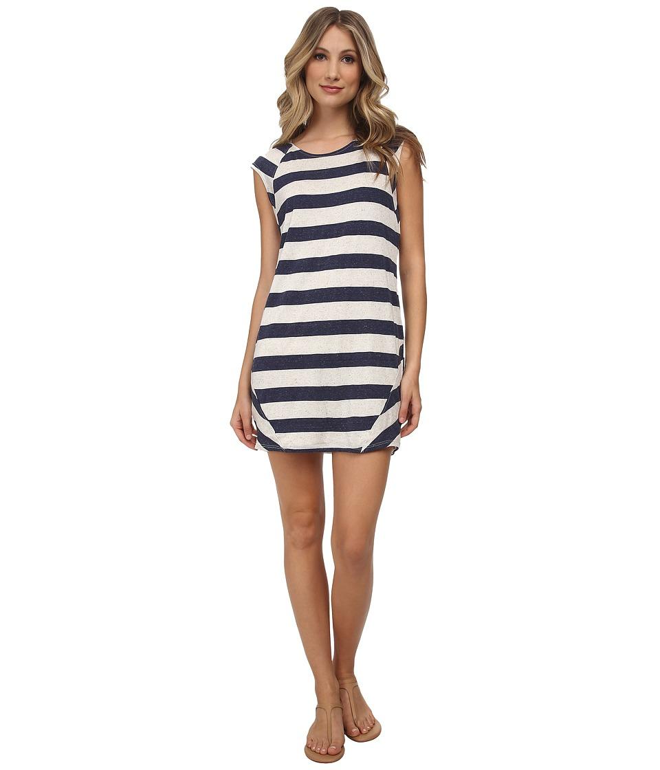 LAmade - Ray Dress (Navy/Natural) Women
