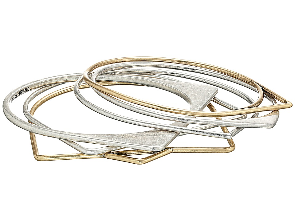 Lucky Brand - Two-Tone Bangle Set (Two-Tone) Bracelet