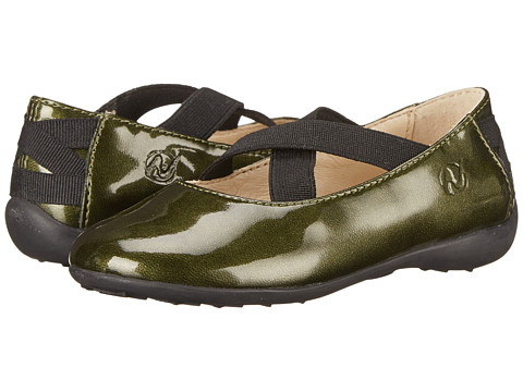 Naturino - Nat. 3880 (Toddler/Little Kid/Big Kid) (Olive) Girl's Shoes