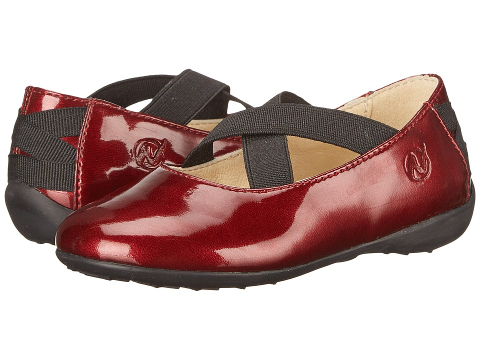 Naturino - Nat. 3880 (Toddler/Little Kid/Big Kid) (Bordo) Girl's Shoes