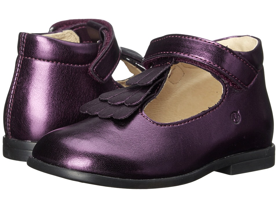 Naturino - Nat. 2422 (Toddler) (Purple) Girl's Shoes