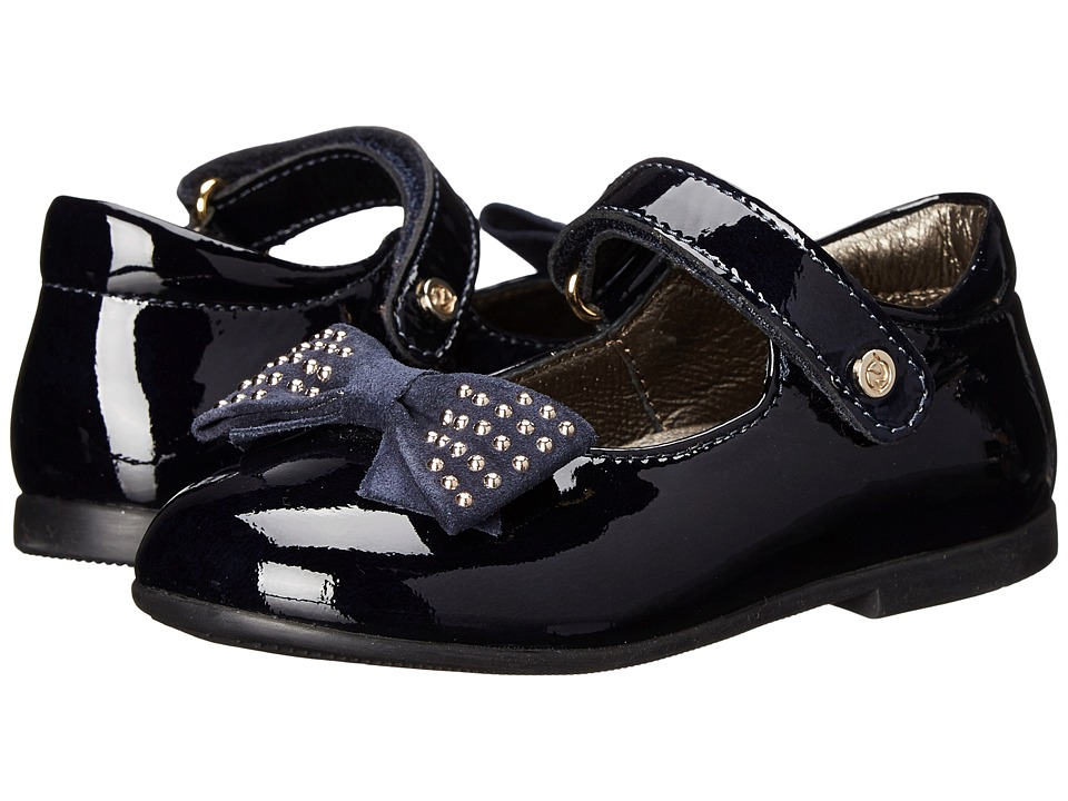 Naturino - Nat. 3772 (Toddler/Little Kid) (Blue) Girl's Shoes