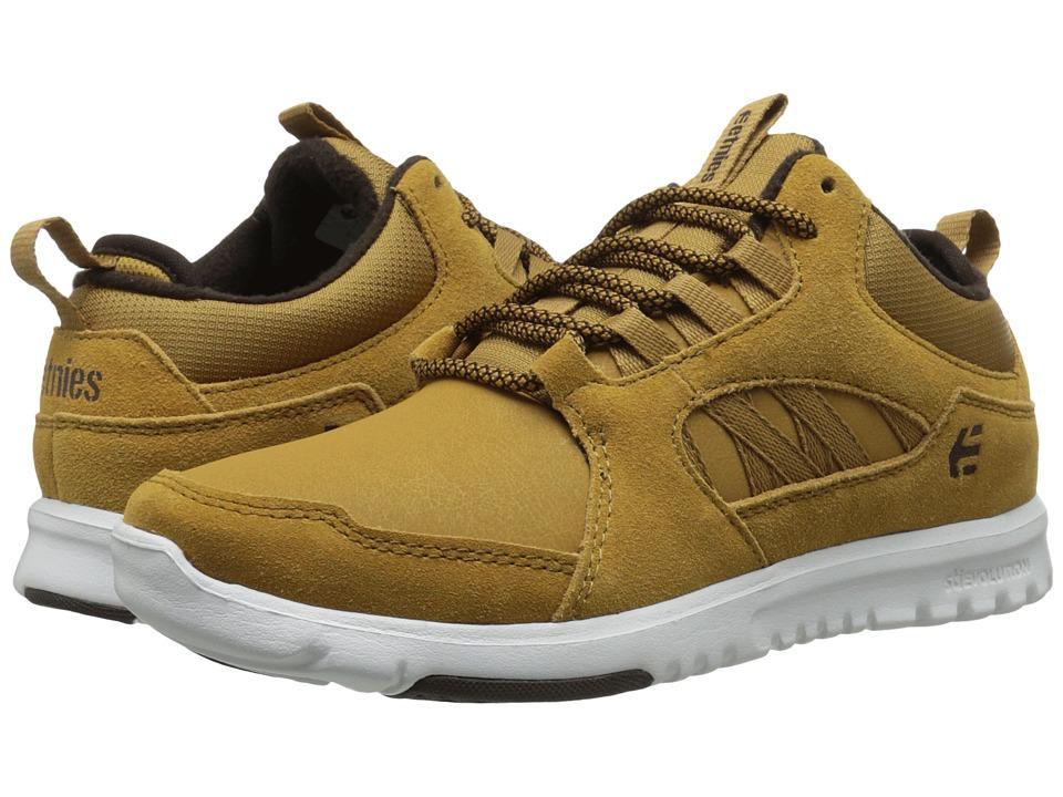 etnies - Scout MT (Tan) Men's Skate Shoes