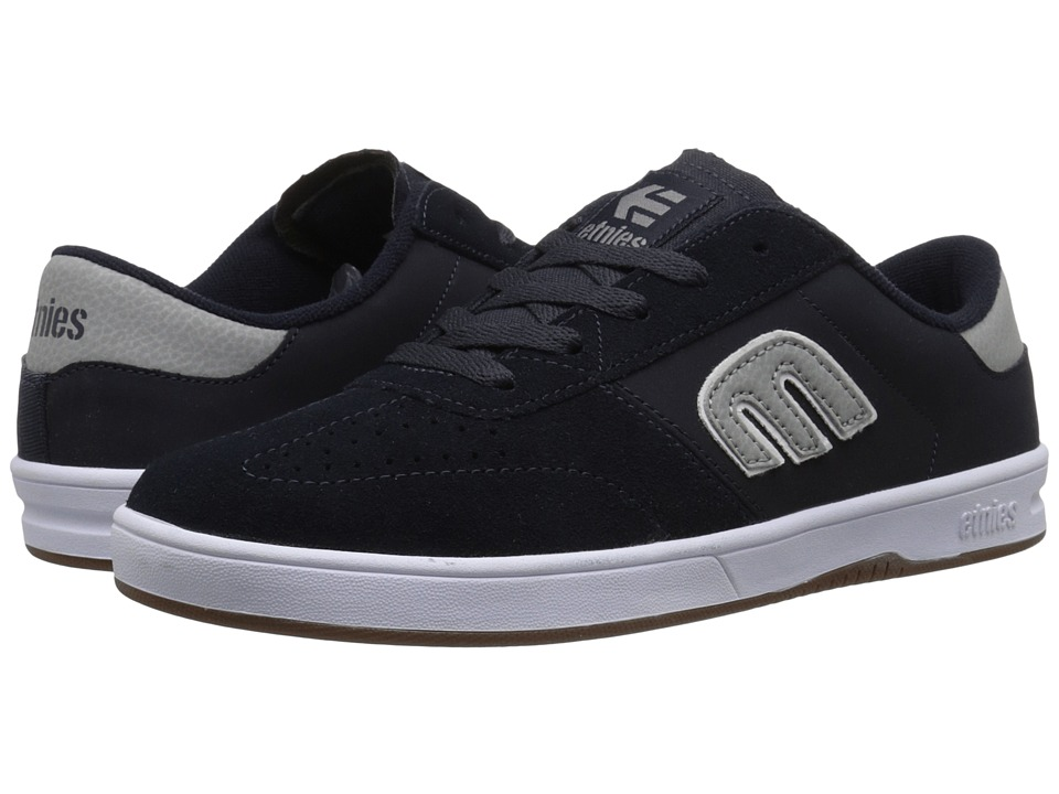 etnies - Lo-Cut (Navy/Grey/Gum) Men