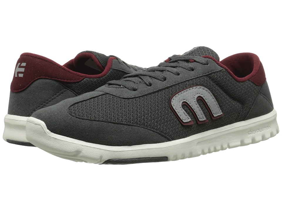 etnies - Lo-Cut SC (Black/Red/Grey) Men