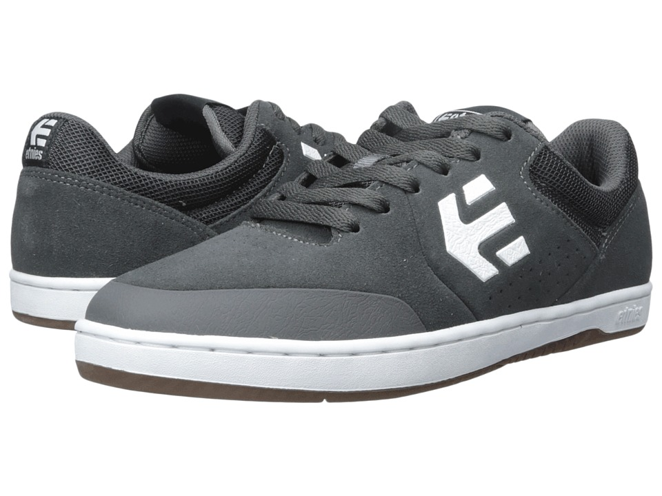 etnies - Marana (Dark Grey/White/Gum) Men
